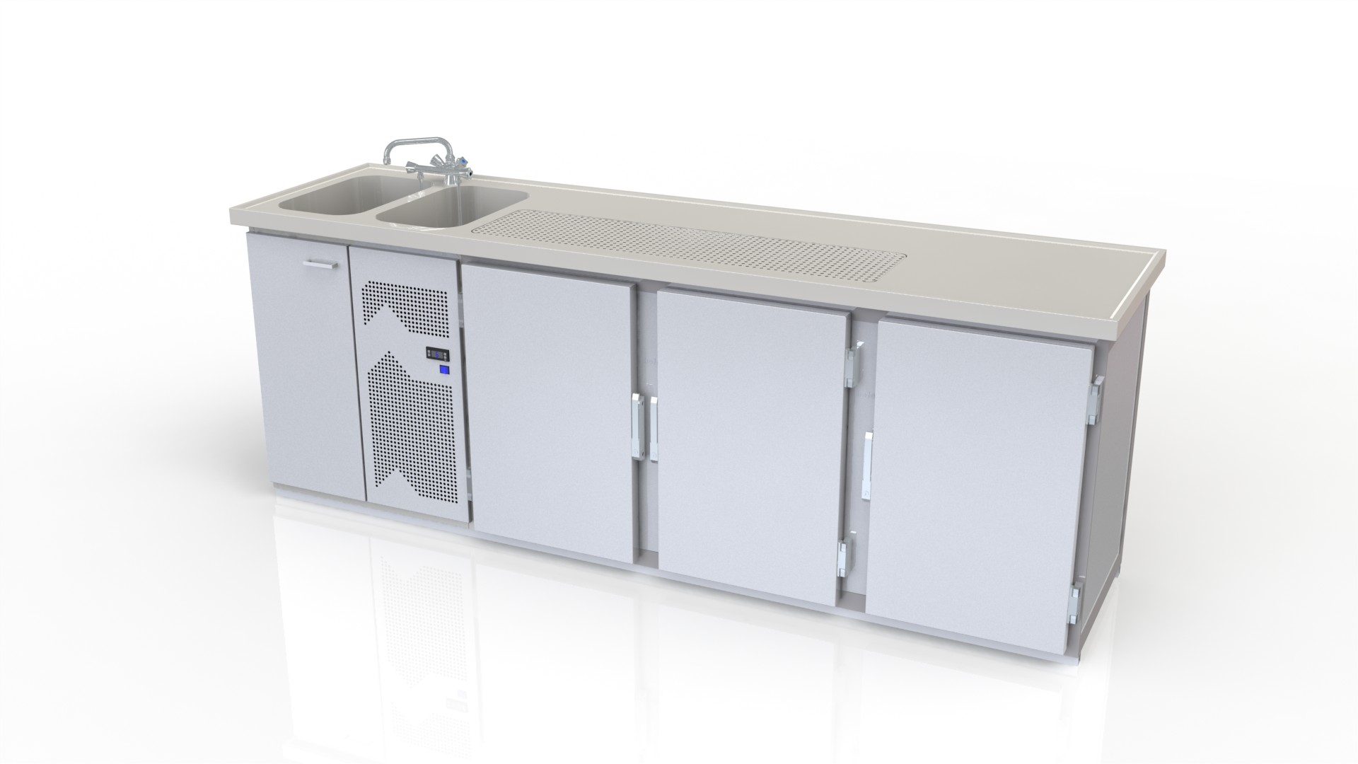 Kühlschrank Zapfanlage : Kühltheken shop biertheke mit zapfanlage